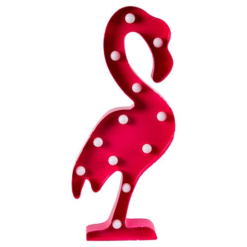 Flamingo LED Wall Decoration
