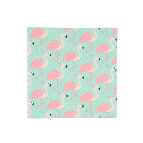 Tropical Summer Flamingo Napkins